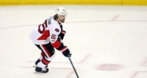 The Senators are hopeful to have Erik Karlsson back next week