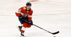 The Florida Panthers sign Michael Matheson to an eight-year contract extension