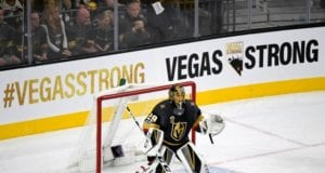 Marc-Andre Fleury progressing well from concussion