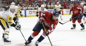 The Capitals put Andre Burakovsky on the IR