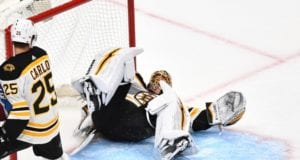 Tuukka Rask could return to practice tomorrow
