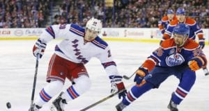 Could Chris Kreider be a fit for the Edmonton Oilers if the NY Rangers are looking to trade?