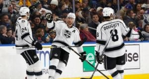 Los Angeles Kings forward Jeff Carter undergoes surgery to repair a cut tendon