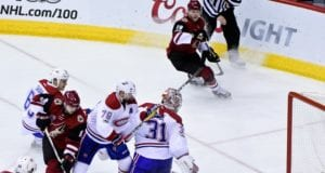 Both the Arizona Coyotes and Montreal Canadiens have gotten off to slow starts this season