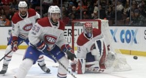 Carey Price and Shea Weber