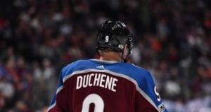 Colorado Avalanche trade Matt Duchene to the Ottawa Senators