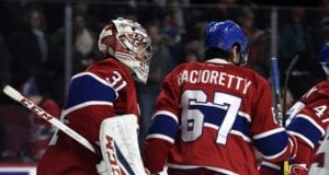 It doesn't seem like a realistic option for the Montreal Canadiens to trade Carey Price