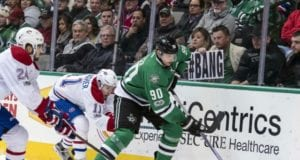 Dallas Stars forward Jason Spezza