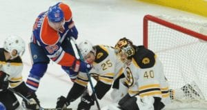Should the Boston Bruins look to trade Tuukka Rask?