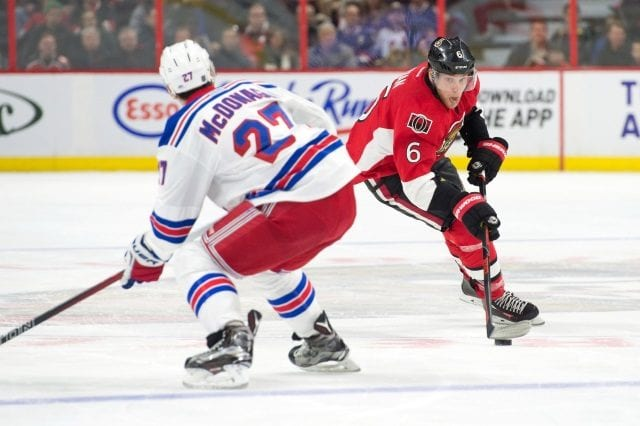 Bobby Ryan and Ryan McDonagh