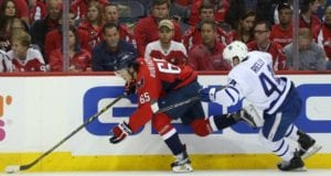 Morgan Rielly to be re-evaluated today. Andre Burakovsky should return tonight.