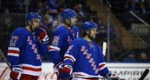 The New York Rangers could start looking to make some moves.