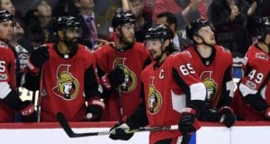 The Ottawa Senators are taking lots of calls and are listening, but Erik Karlsson is one of two that they won't move