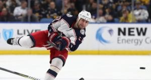 Brandon Dubinsky leaves the Columbus Blue Jackets for personal reasons.
