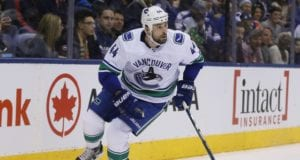 The writing appears to be on the wall for pending free agent Erik Gudbranson.