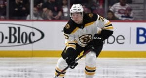 Charlie McAvoy out for two weeks