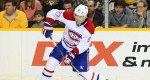 Larkin puts together a Nashville Predators package for Canadiens Max Pacioretty
