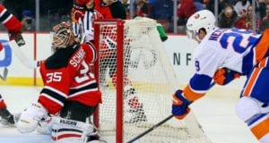 Have the New Jersey Devils been eyeing NY Islanders Brock Nelson?