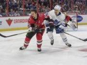 Does it makes sense for the Ottawa Senators to trade Erik Karlsson within their division?