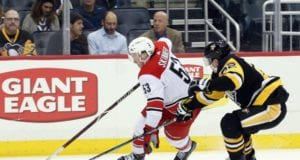 Are the Pittsburgh Penguins eyeing Jeff Skinner?