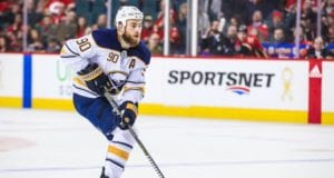 It doesn't sound the Buffalo Sabres are interested in moving Ryan O'Reilly