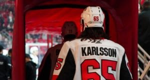 Time could be coming to an end with Erik Karlsson and the Ottawa Senators