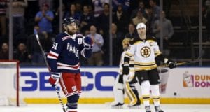 What would it cost the Boston Bruins to acquire Rick Nash?