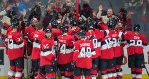The Ottawa Senators are definitely sellers at the deadline.
