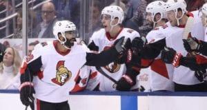 It won't be a tear down for the Ottawa Senators