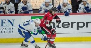 The Ottawa Senators and Tampa Bay Lighting in serious trade talks inovlving Erik Karlsson and involving three, four teams.