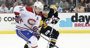 The Pittsburgh Penguins like Tomas Plekanec but not his salary cap.
