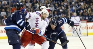 Could the Winnipeg Jets look at Rick Nash? Josh Leivo asks the Toronto Maple Leafs for a trade if they aren't going to play him.