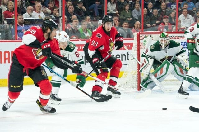 Three teams that could be interested in Ottawa Senators winger Mike Hoffman.