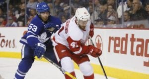 The Toronto Maple Leafs and Dallas Stars may be interested in Luke Glendening.