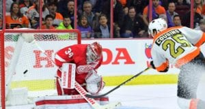 NHL trade analysis: Taking a closer look at the Detroit Red Wings sending Petr Mrazek to the Philadelphia Flyers.