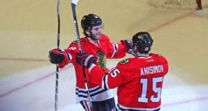The Chicago Blackhawks should hold onto Ryan Hartman. An Artem Anisimov deal is more of an offseason move than at the deadline.