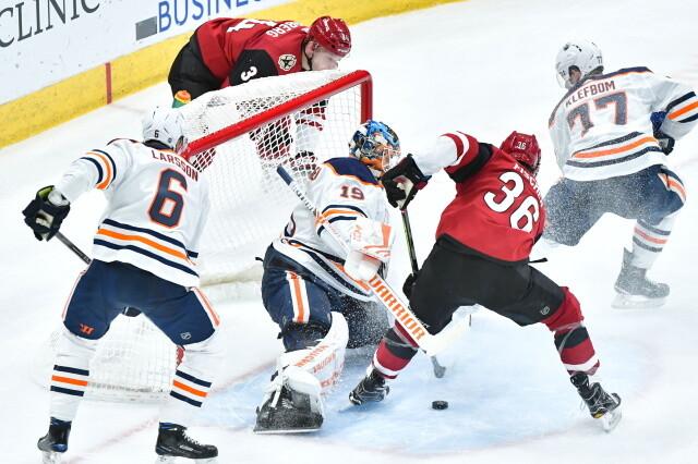 NHL Rumors: Flyers, Predators, Coyotes, Blue Jackets, Rangers, Oilers, and Sharks   NHL Rumors