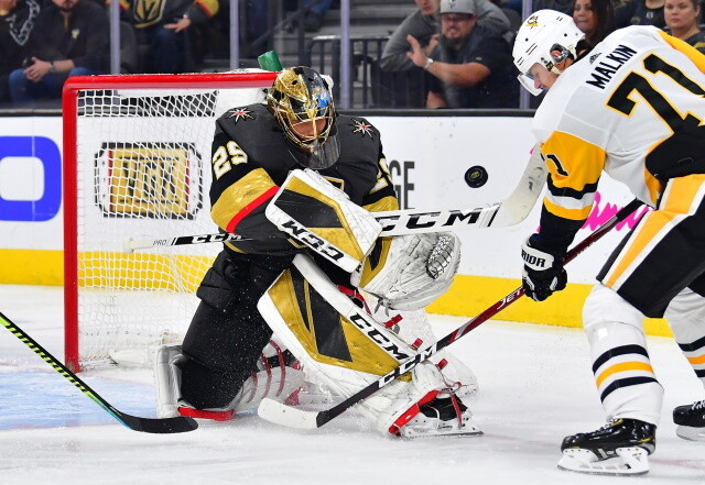 NHL Rumors: Marc-Andre Fleury - Chicago Blackhawks, Pittsburgh Penguins, and the Buffalo Sabres | NHL Rumors
