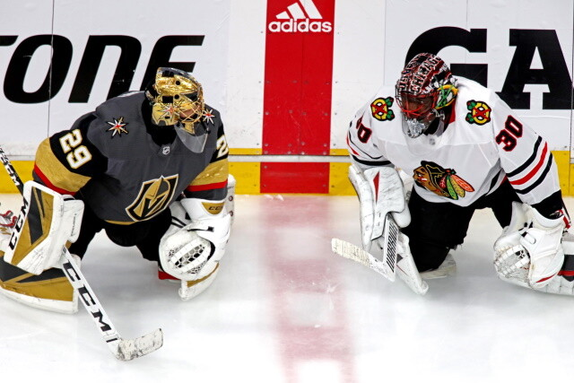 NHL Trade: The Vegas Golden Knights Trade Marc-Andre Fleury to the Chicago Blackhawks   NHL Rumors